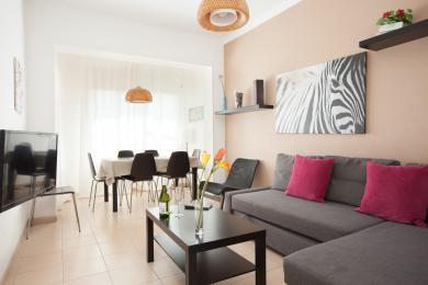 Apartment APBCN EIXAMPLE ROCAFORT 603 in Barcelona